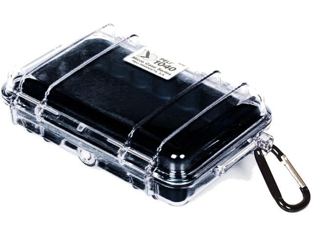 Peli MicroCase 1010 Caja, clear/black
